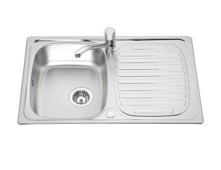 Lamona compact single bowl sink