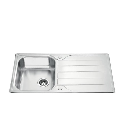 Lamona Foxcote single bowl sink