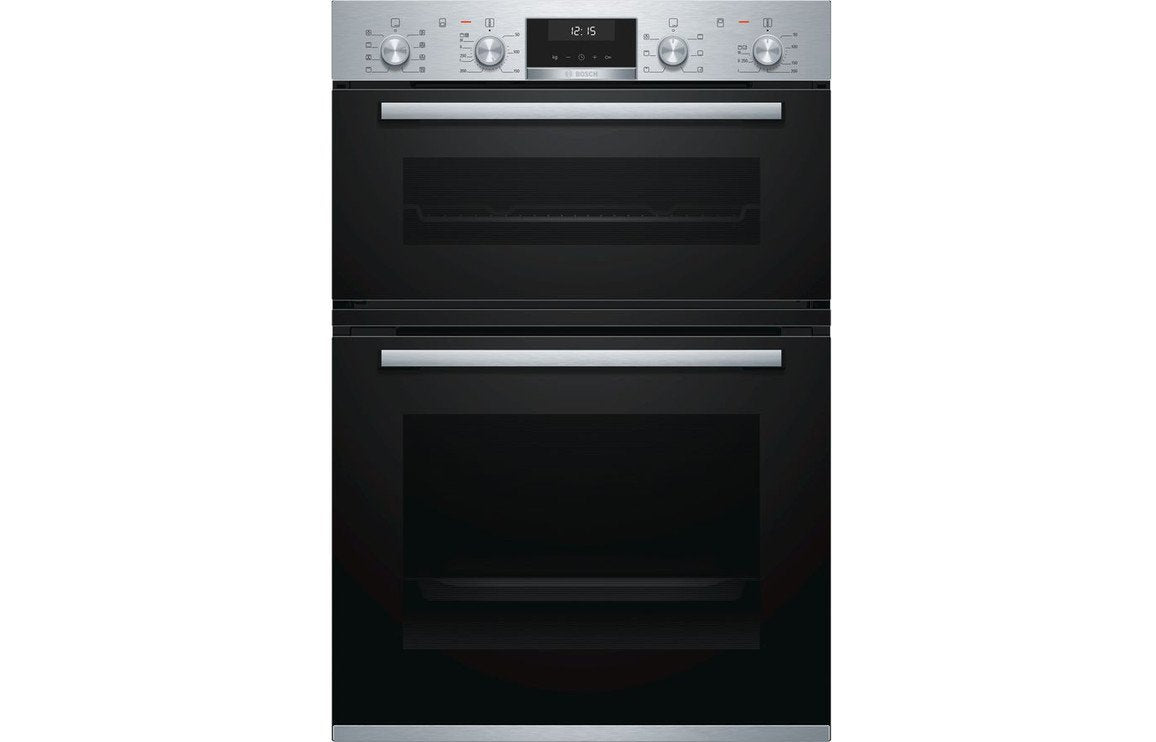 Bosch Serie 6 MBA5350S0B B/I Double Electric Oven - St/Steel