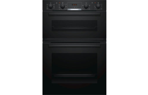 Bosch MBS533BB0B B/I Double Electric Oven - Black