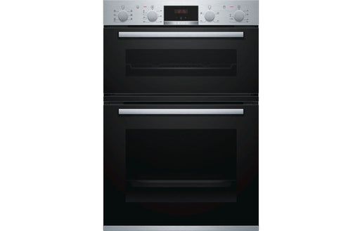 Bosch MBS533BS0B B/I Double Electric Oven - St/Steel