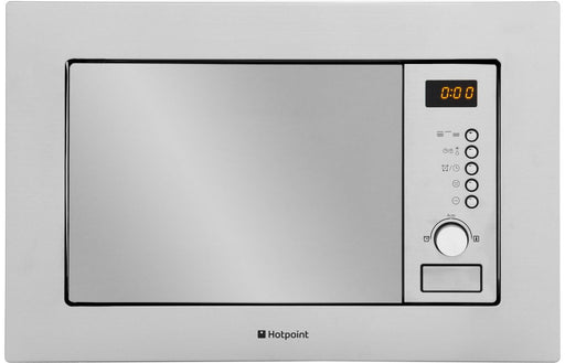 Hotpoint MWH122.1X B/I Microwave & Grill - St/Steel