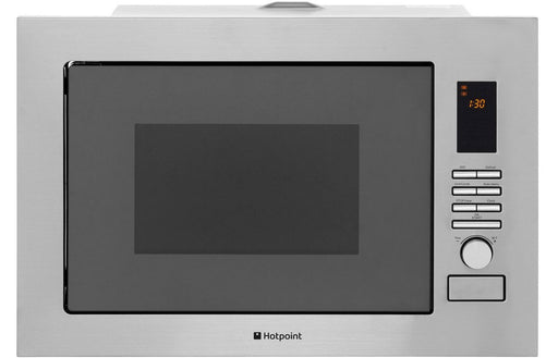 Hotpoint MWH222.1X B/I Microwave & Grill - St/Steel