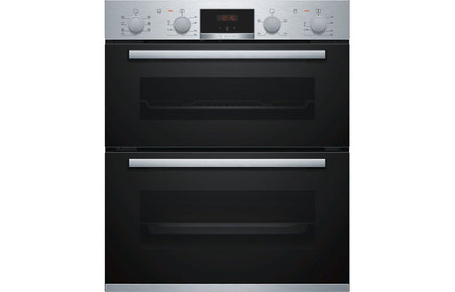 Bosch NBS533BS0B B/U Double Electric Oven - St/Steel