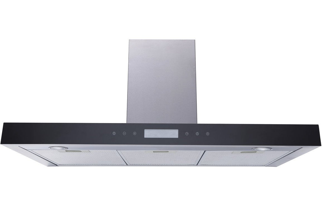 Prima+ PRCH030 90cm Box Chimney Hood - St/Steel