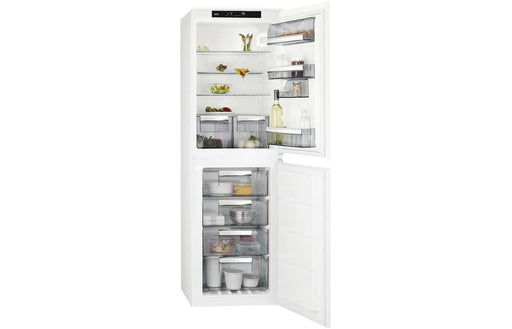 AEG SCE8181VNS Built In 50/50 Fridge Freezer