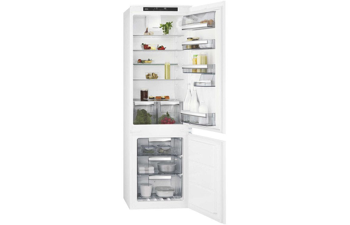 AEG SCE8181VTS Built In 70/30 Fridge Freezer