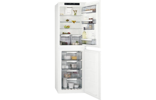 AEG SCE8182XTS Built In 50/50 Fridge Freezer