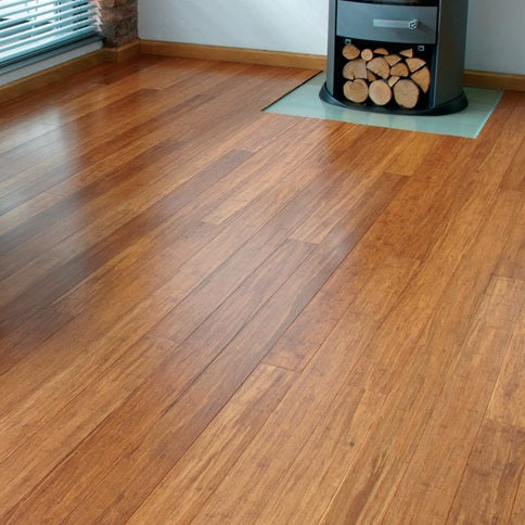 Howdens Fast-Fit Pre-finished Solid Bamboo Flooring SDH 2300 1.39sq/m