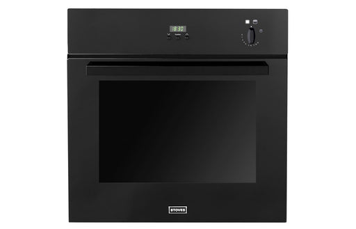 Stoves SGB600PS B/I Single Gas Oven - Black