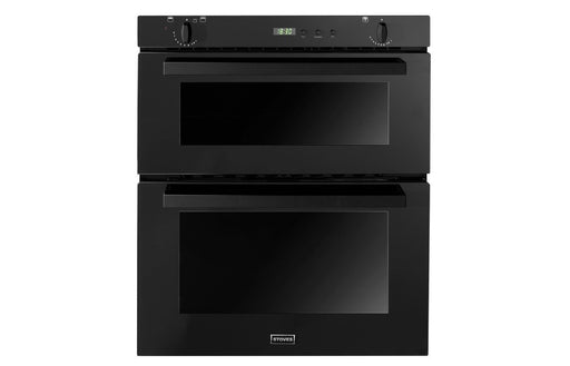 Stoves SGB700PS B/U Double Gas Oven - Black