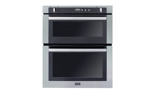 Stoves SGB700PS B/U Double Gas Oven - St/Steel