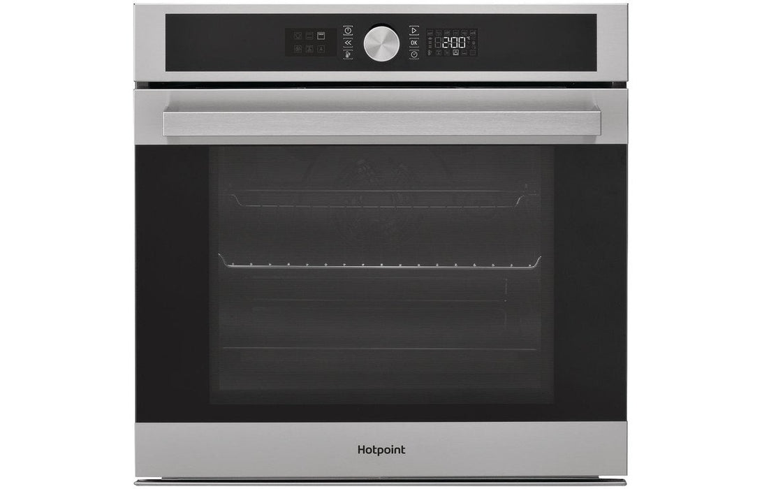 Hotpoint SI5 854 P IX B/I Single Pyrolytic Oven - St/Steel