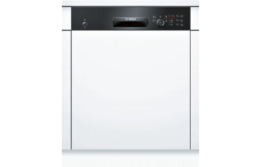 Bosch Serie 4 SMI50C16GB S/I 12 Place Dishwasher - Black