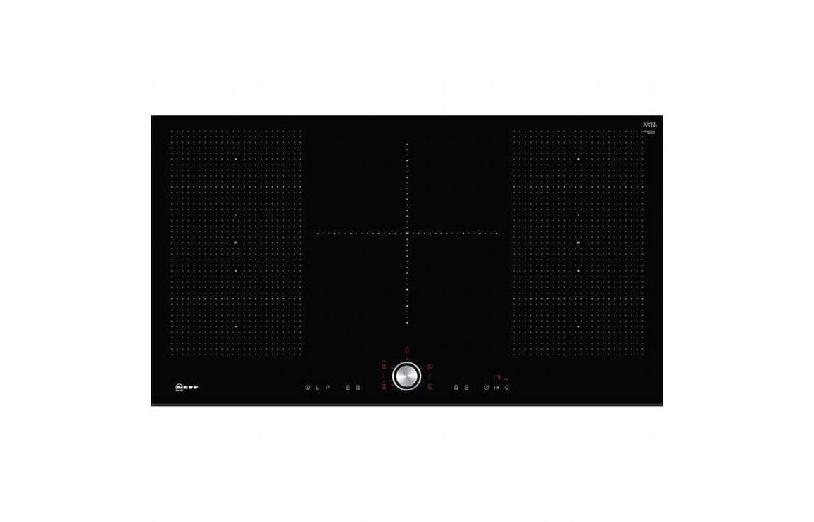 Neff N70 T59FT50X0 90cm Flex Induction Hob - Black