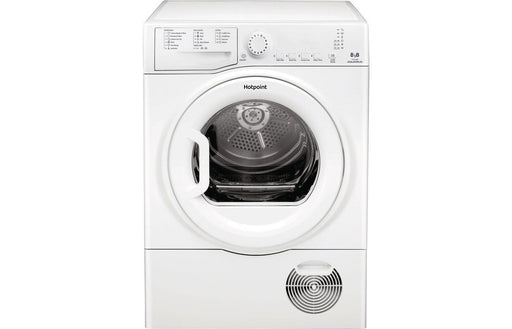 Hotpoint TCFS83BGP.9UK F/S 8kg Tumble Dryer - White