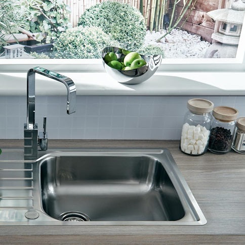 Lamona Hayeswater single bowl sink (SNK5400)