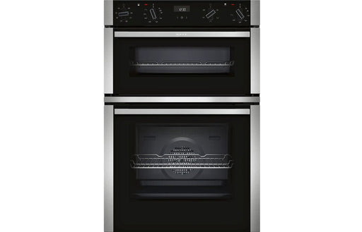 Neff N50 U1ACE2HN0B B/I Double Electric Oven - St/Steel