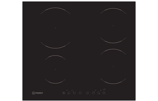 Indesit VIA 640 0 C 60cm Induction Hob - Black