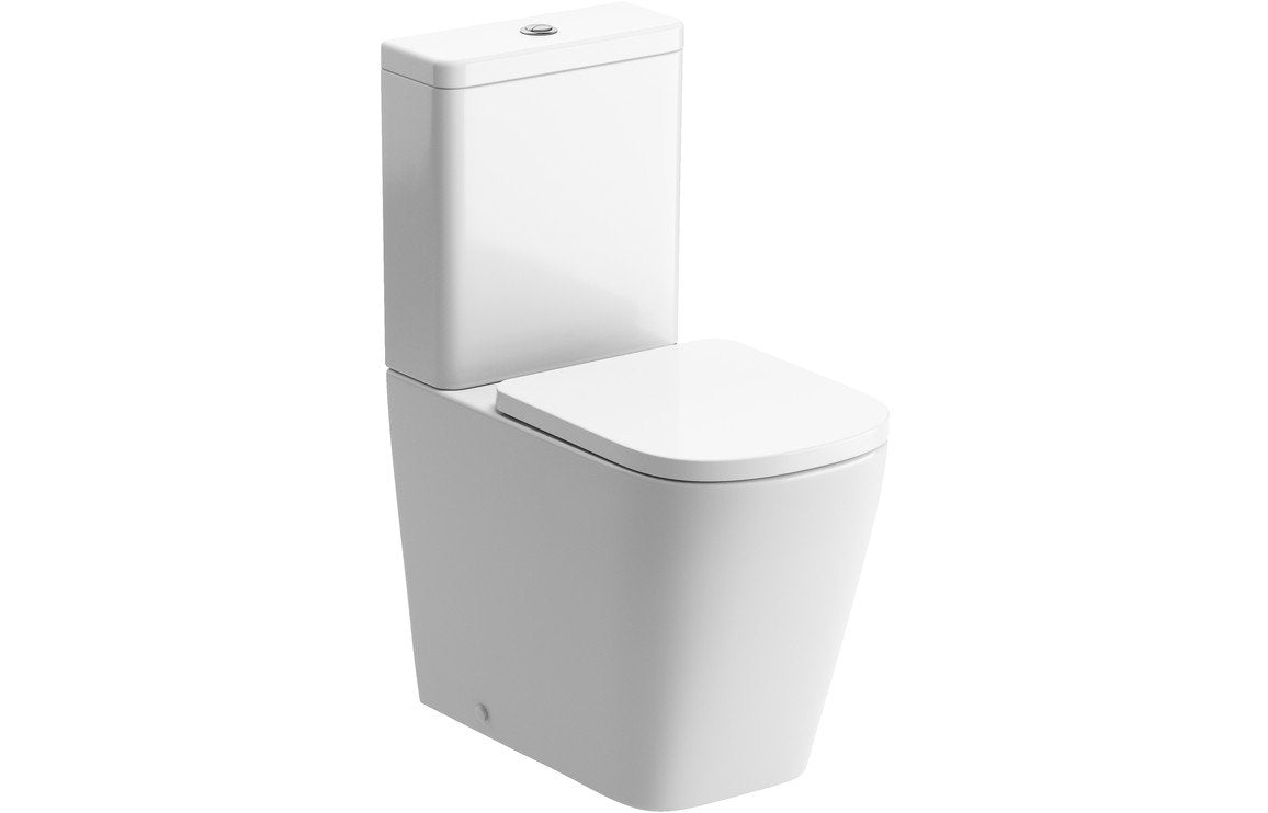 Tilia Rimless C/C WC & Soft Close Seat