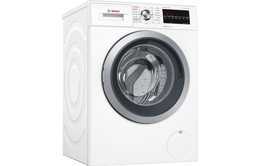 Bosch Serie 6 WVG30462GB F/S 7kg/4kg 1500rpm Washer Dryer - White
