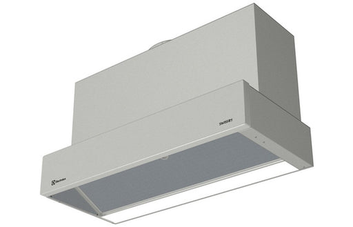 Zanussi ZHI60151G 55cm Integrated Hood - Silver
