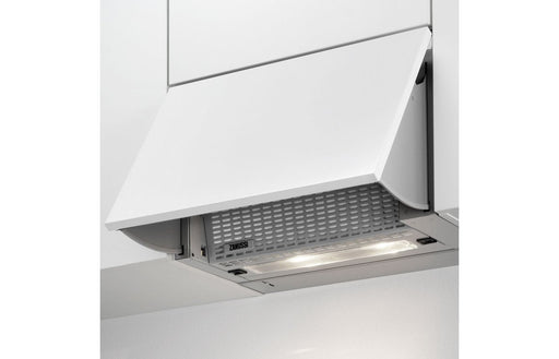 Zanussi ZHI612G 60cm Integrated Hood - Silver