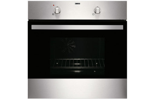 Zanussi ZOB142X B/I Single Electric Oven - St/Steel