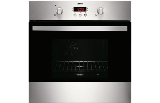 Zanussi ZOB343X B/I Single Electric Oven - St/Steel