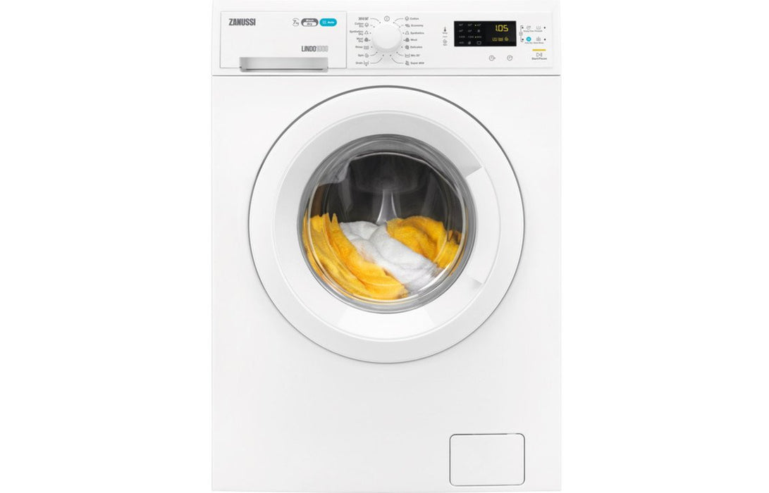 Zanussi ZWD71463NW F/S 7kg/4kg 1400rpm Washer Dryer - White