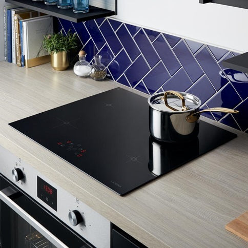 LAM1801 A Lamona Black 4 Zone Induction Hob 60cm