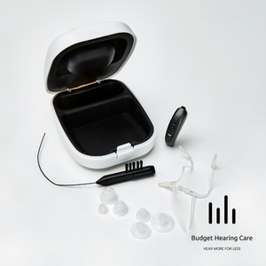 BHC 402 BT Self-Fitting Hearing Device with Bluetooth