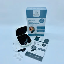 Load image into Gallery viewer, BHC 402 BT Self-Fitting Hearing Device with Bluetooth