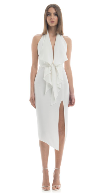 LORENA DRESS - WHITE | Misha Collection