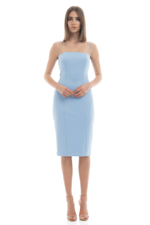 Sophie Dress - Sky Blue | Misha Collection