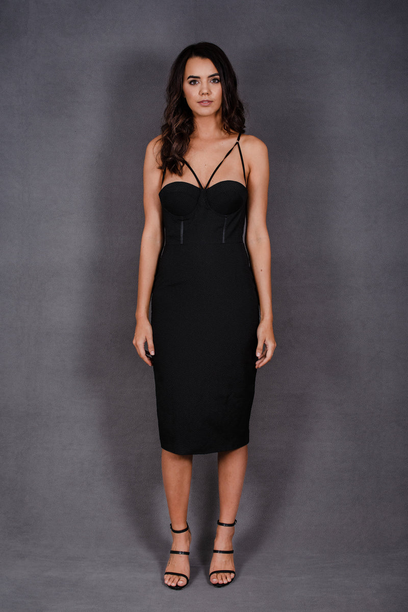 Felicienne Corset Dress | Misha Collection