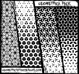Geometrica Image Pack - (Does not include brushes)