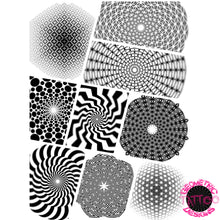 Load image into Gallery viewer, Distort Pack - 200 Designs - Image and Brush Pack