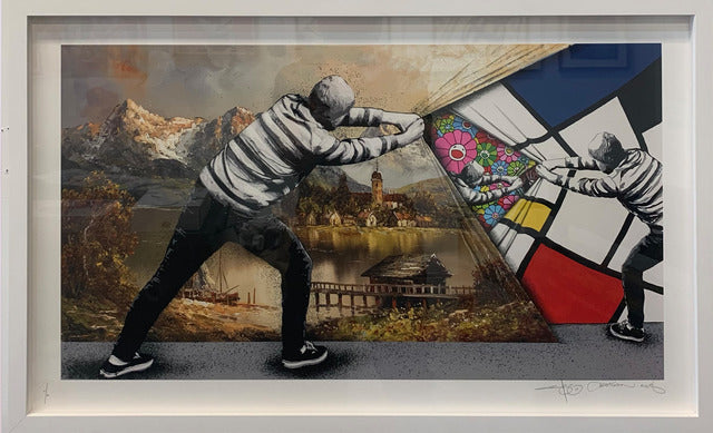 Martin Whatson x Pez 'Behind the Curtain - Collab (Movements)