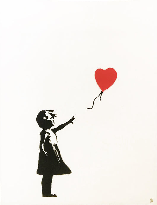 Banksy 'Girl with Balloon'
