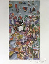 Load image into Gallery viewer, Kenny Scharf 'News Now'