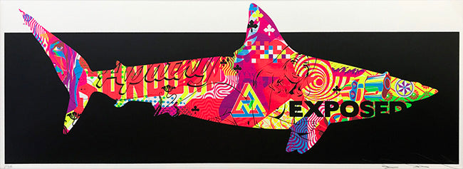 Tristan Eaton 'Apathy Exposed'