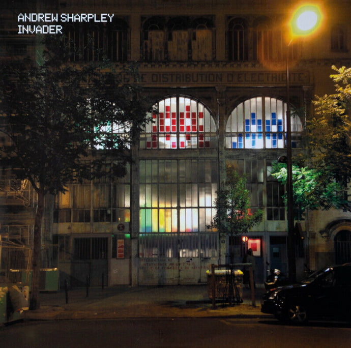 Invader 'INVADER Andrew Sharpley Vinyl LP 180g'