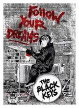 Load image into Gallery viewer, Mr. Brainwash Black Keys LA II