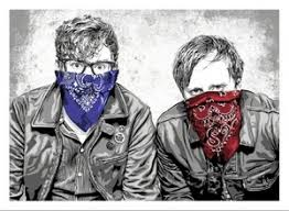Mr. Brainwash 'Black Keys LA I'