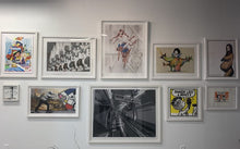 Load image into Gallery viewer, Martin Whatson x Pez 'Behind the Curtain - Collab (Movements)
