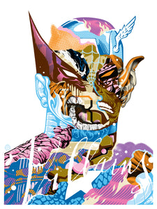 Tristan Eaton 'Heroes are Villains'
