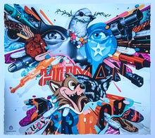 Load image into Gallery viewer, Tristan Eaton 'Human Terror'