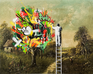 Martin Whatson 'High Up'