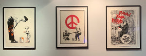 Mr. Brainwash Black Keys LA II